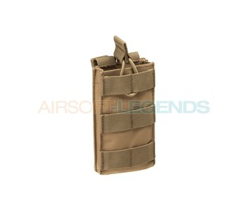 Condor M4 Single Open-Top Mag Pouch Coyote