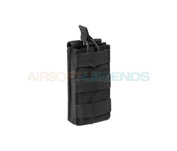 Condor M4 Single Open-Top Mag Pouch Black