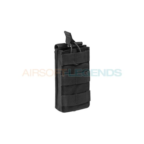 Condor Condor M4 Single Open-Top Mag Pouch Black