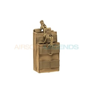 Condor Condor M4 Single Stacker Mag Pouch Coyote