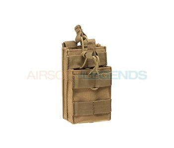 Condor M4 Single Stacker Mag Pouch Coyote