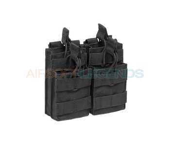 Condor M4 Double Stacker Mag Pouch Black