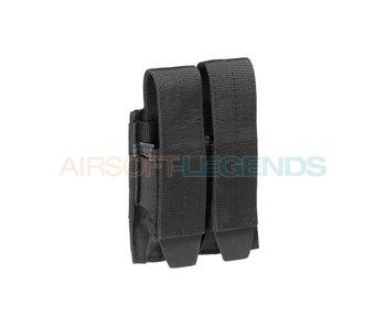 Condor Pistol Double Mag Pouch Black