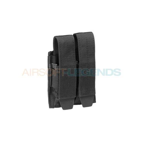 Condor Condor Pistol Double Mag Pouch Black