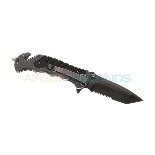 Smith & Wesson Smith & Wesson Border Guard SWBG10S Serrated Tanto Folder