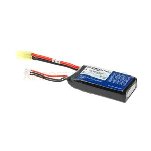 Pirate Arms Pirate Arms LiPo 7.4V 1300mAh 20C PEQ Type