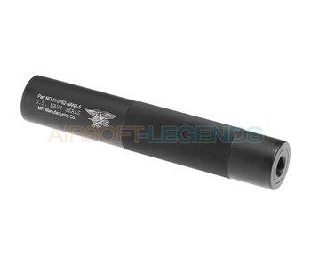 FMA 152x35 Specter Silencer CW/CCW Black