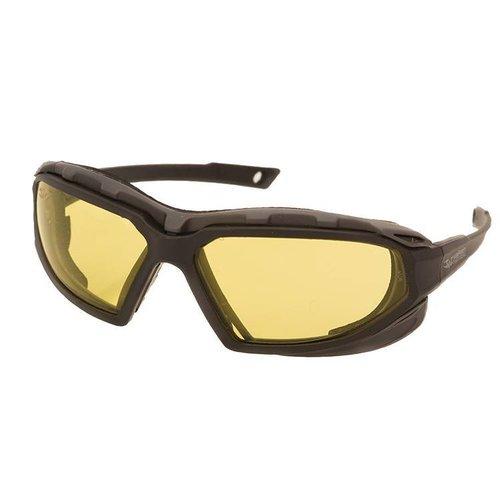 Valken Valken Echo Glasses Clear Yellow