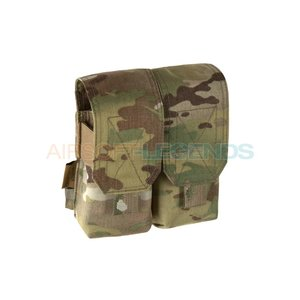 Warrior Assault Systems Warrior Assault Double Covered Mag Pouch G36