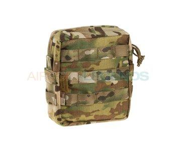 Warrior Assault Medium MOLLE Utility Pouch Zipped