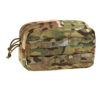 Warrior Assault Medium Horizontal MOLLE Pouch Zipped