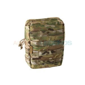 Warrior Assault Systems Warrior Assault Large MOLLE Utility Pouch Zipped