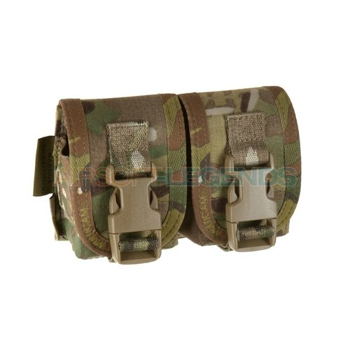 Warrior Assault Systems Warrior Assault Double Frag Grenade Pouch