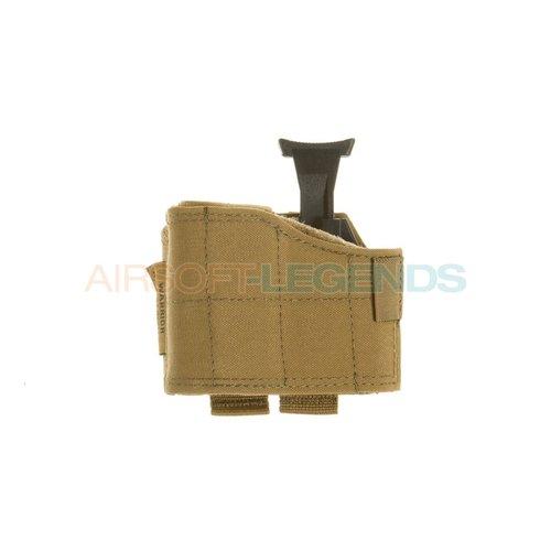 Warrior Assault Systems Warrior Assault Universal Pistol Holster Left Handed Coyote