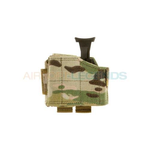 Warrior Assault Systems Warrior Assault Universal Pistol Holster Left Handed Multicam