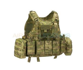 Warrior Assault RICAS Compact DA 5.56 Config A-TACS-FG