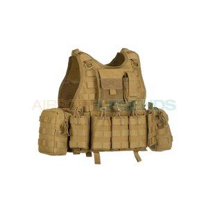 Warrior Assault Systems Warrior Assault RICAS Compact DA 5.56 Config Coyote