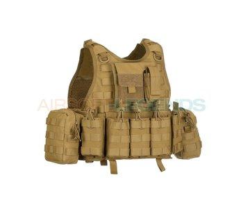 Warrior Assault RICAS Compact DA 5.56 Config Coyote