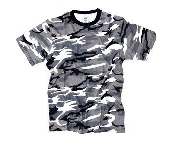 Fosco Urban Camo T-Shirt