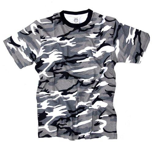 Fosco Fosco Urban Camo T-Shirt