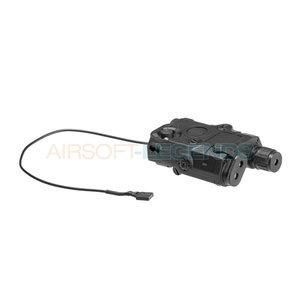 Battle Axe Battle Axe AN/PEQ-15 Laser Module Black