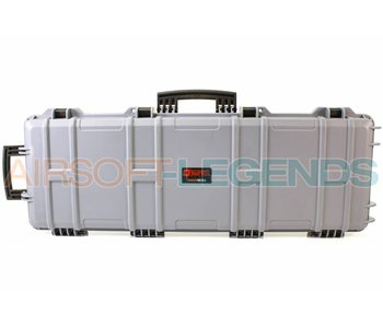 Nuprol Large Hard Case Grey with Pluck Foam