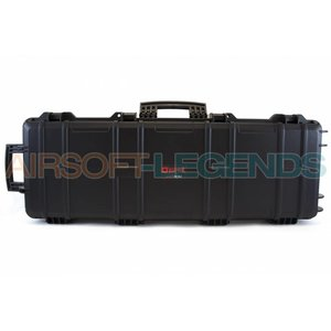 NUPROL Nuprol Large Hard Case Black with Pluck Foam