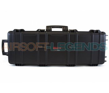 Nuprol Large Hard Case Black with Pluck Foam