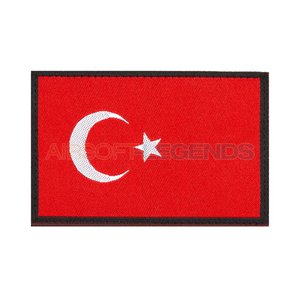 Clawgear Clawgear Turkish Flag Patch