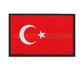 Claw Gear Turkey Flag Patch