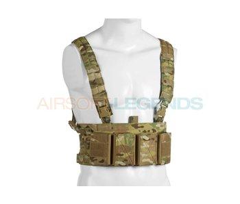 Warrior Assault Low Profile Chest Rig Multicam