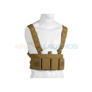 Warrior Assault Systems Warrior Assault Low Profile Chest Rig Coyote