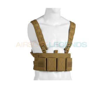 Warrior Assault Low Profile Chest Rig Coyote