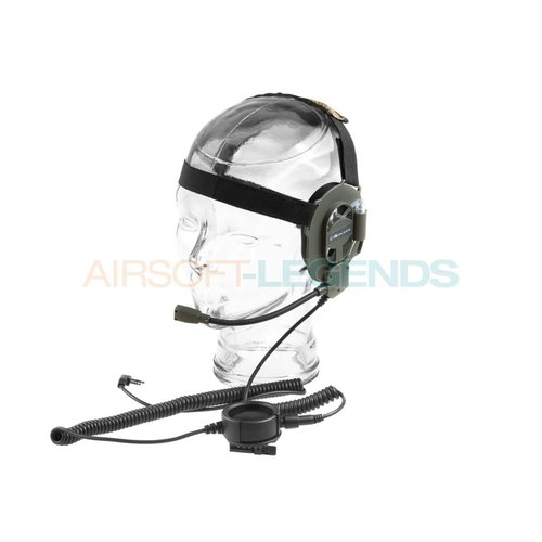 Midland Midland Bow M Military Headset Kenwood Connector