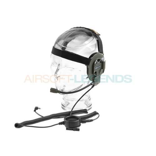 Midland Midland Bow M Military Headset Midland Connector