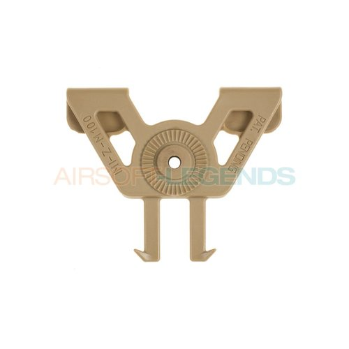 IMI Defense IMI Defense Molle Adaptor Tan
