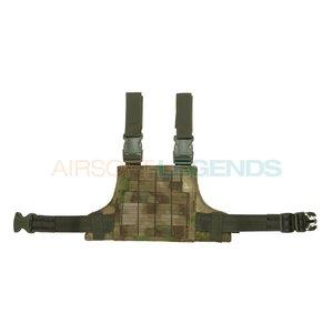 Invader Gear Invader Gear Mk.II Molle Leg Platform A-TACS-FG