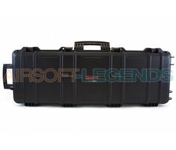 Nuprol Large Hard Case Black XL Pluck Foam