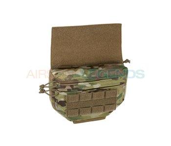 Warrior Assault Drop Down Velcro Utility Pouch Multicam