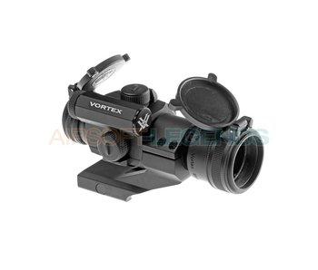 Vortex Optics Strike Fire II Red Dot Sight RG Co-Witness