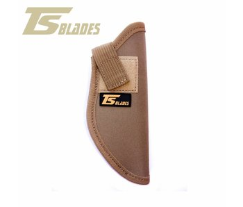 TS Blades Molle Holster Tan