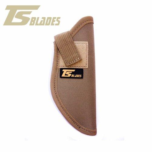 TS Blades TS Blades Molle Holster Tan