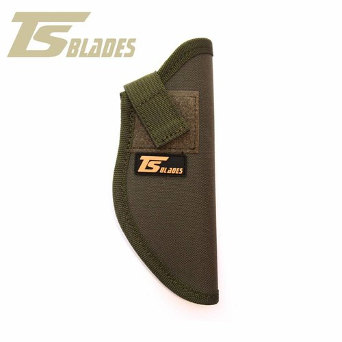 TS Blades TS Blades Molle Holster OD Green