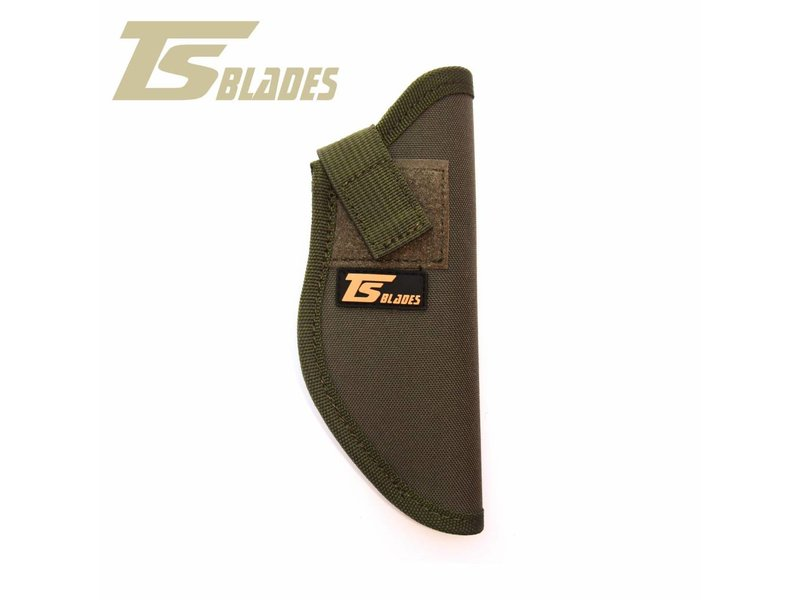 TS Blades Molle Holster OD Green