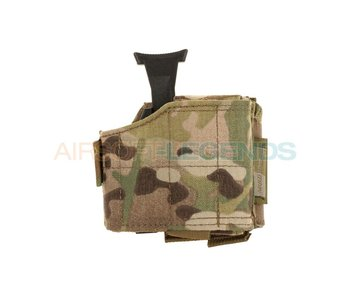 Warrior Assault Universal Pistol Holster Multicam