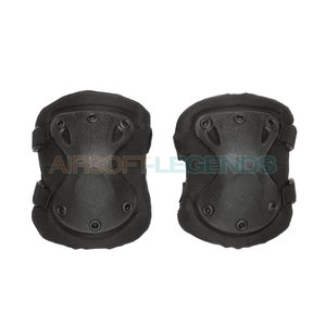 Invader Gear Invader Gear XPD Elbow Pads Black