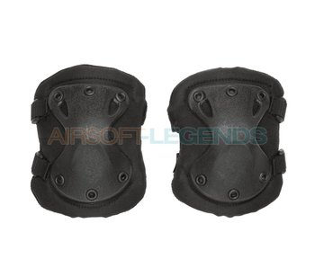 Invader Gear XPD Elbow Pads Black