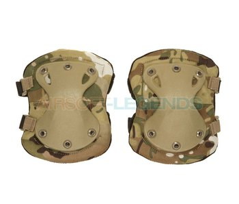 Invader Gear XPD Elbow Pads Multicam