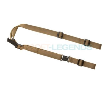 Clawgear QA Two Point Sling Loop Coyote