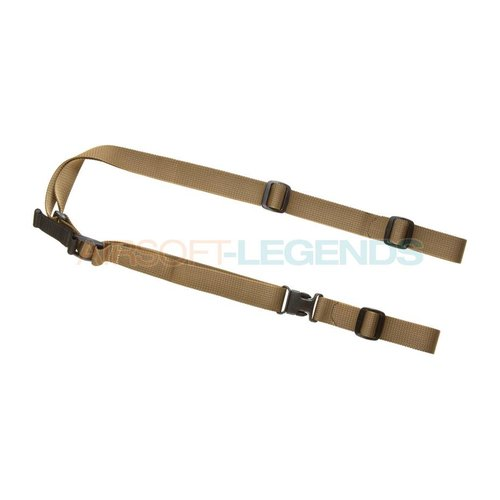 Clawgear Clawgear QA Two Point Sling Loop Coyote